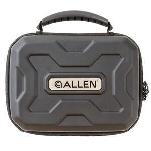 "Allen Exo Thermo-Molded Handgun Case Fits Guns Up To 9"" Black"