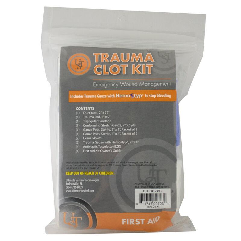 Ultimate Survival Technologies Trauma Clot Kit 20-02723