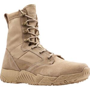 "Under Armour Performance Jungle Rat Men's 8"" Tactical Boots Leather/Nylon/Rubber Size 8.5 Black 12647700018.5"