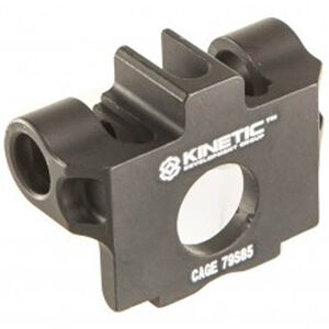 Kinetic Development Group SCAR Front Ambi QD Point Sling Swivel Adapter Aluminum Black Anodized Finish SQP5-110