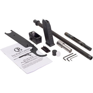 "JRC Caliber Conversion Kit 9mm Luger 17"" Threaded Barrel with Bolt and Magazine Black"