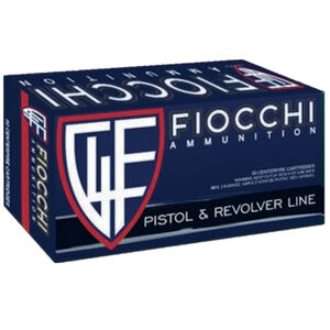 FIOCCHI Shooting Dynamics .44 Special Ammunition 50 Rounds SJHP 200 Grains 44SA500