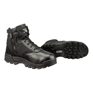 "Original S.W.A.T. Metro Air 5"" SZ 200 Men's Boot Size 12 Reg Non-Marking Sole Water Proof Insulated Leather Black"