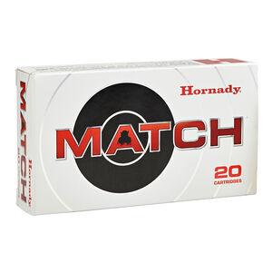 Hornady Match 6.5 Creedmoor Ammunition 20 Rounds ELD Match 120 Grains 81491