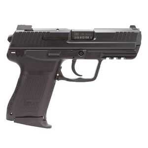 """H&K HK45C V7 Semi Auto Pistol .45 ACP 3.94"""" Barrel 8 Rounds Polymer Frame Black 745037LE-A5"""