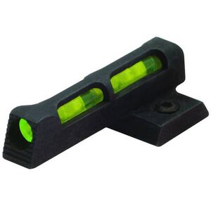 HiViz Front Sight S&W M&P22 Fiber Optic Family Steel Black MP2012