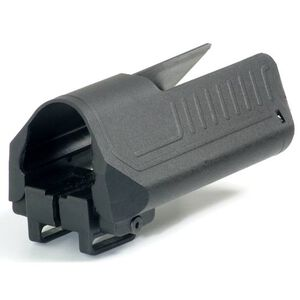Command Arms Accessories AR-15 M4 Buttstock Saddle with Compartment Cheekpiece and Storage, Black