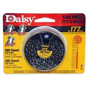 Daisy Dial-A-Pellet Ammunition .177 Caliber 300 Count 7781