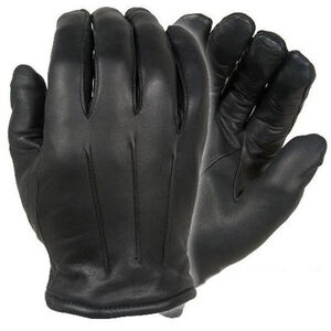 Damascus Protective Gear Dress Gloves Leather 2XL Black DLD40XXL