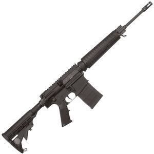 "ArmaLite M-15 Defensive Sporting Rifle AR-15 Semi Auto Rifle 5.56 NATO 16"" Barrel 10 Rounds Polymer Hand Guard Collapsible Stock Optics Ready Black"