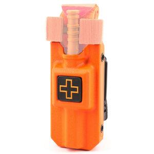Eleven 10 RIGID TQ Case Fits CAT Gen 7 Belt Mount Polymer Orange