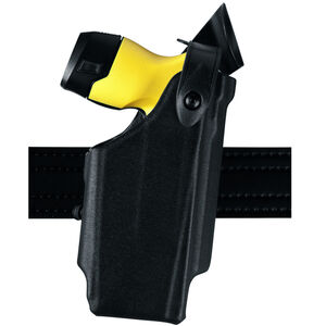 Safariland Model 6520 Taser X2 EDW Level II Retention Duty Holster Right Hand STX Tactical Black 6520-264-131