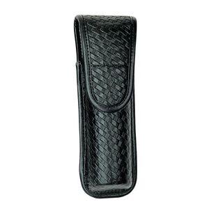 Bianchi 7911 Compact Light Holder Surefire 6P Streamlight Scorpion Inova T2 Flashlight Chrome Snaps Accumold Plain Black 22603