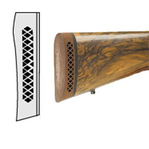 Pachmayr F325 Deluxe Shotgun and Rifle Field Pad Small Brown