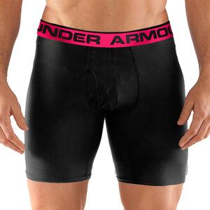 """UA Men's Original 6"""" BoxerJock Medium True Heather Grey"""