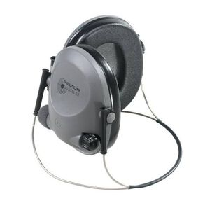Peltor Electronic Tactical 6S Hearing Protectors Gray 97043