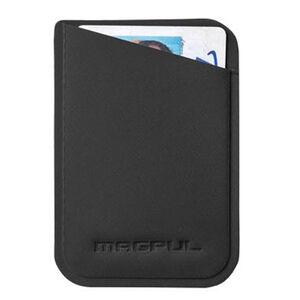 "Magpul DAKA Micro Wallet 3.75"" x 2.67"" Polymer Textile Black"