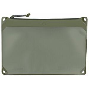 "Magpul DAKA Window Pouch Size Large 9""x13"" Reinforced Polymer Fabric OD Green"