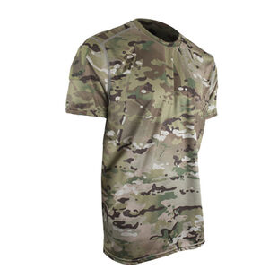 XGO Phase 1 Performance MultiCam T-Shirt XXL Polyester MultiCam