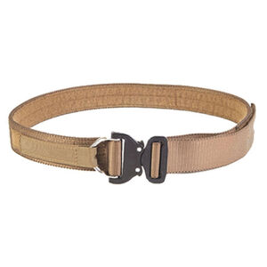 "High Speed Gear Cobra IDR Rigger Belt w/Velcro Interior 1.75"" Large 36"" to 38"" Coyote Brown"