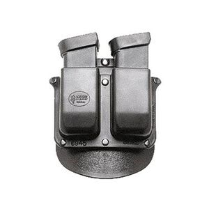 Fobus Paddle Pouch Double Mag HK USP 45, Springfield XD45 Black