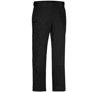 Dickies Tactical Relaxed Fit Straight Leg Lightweight Ripstop Pant Men's Waist 36 Inseam 30 Polyester/Cotton Black LP703