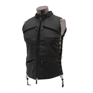 Leapers UTG True Huntress Female Sporting Vest L-XL Black PVC-VF24BB