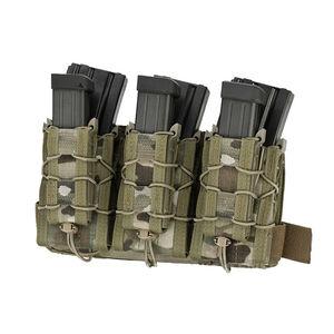 High Speed Gear Double Decker Leg Rig Pistol Rifle Pouch Cordura MultiCam