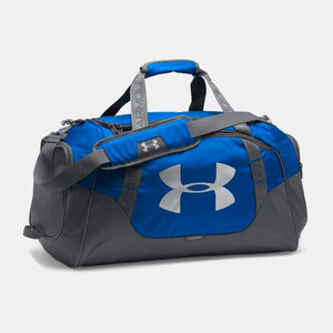 Under Armor UA Undeniable 3.0 Medium Duffle 56L Polyester Royal/Graphite