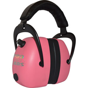 Pro Ears Gold II 30 Electronic Hearing Protection 30 dB Pink