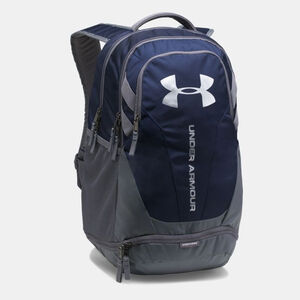 Under Armor UA Hustle 3.0 Backpack 30L Polyester/Nylon Midnight Blue/Graphite