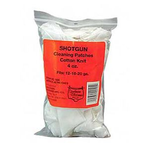 Shotgun Cleaning Patches 85-Pack