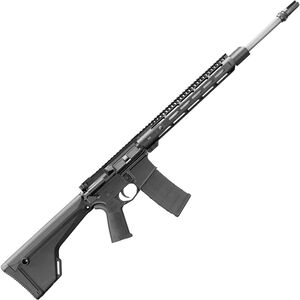 "DPMS M-LOK TPR 5.56 NATO AR-15 Semi Auto Rifle 20"" Barrel 30 Rounds M-LOK Compatible Handguard Magpul MOE Fixed Stock Black"