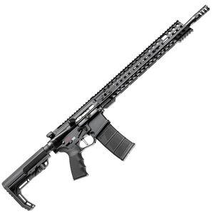 "POF USA Renegade Plus Semi Auto Rifle 5.56 NATO 16.5"" Barrel 30 Rounds Direct Gas Impingement System M-LOK Rail Black Finish"