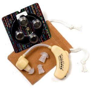 Cass Creek Original Woodland Whisper Behind the Ear Hearing Enhancer