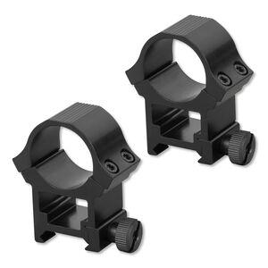 "Sun Optics Sport Rings 1"" High Standard Dovetail Black SM056"
