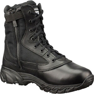 "Original SWAT Chase 9"" Tactical Side Zip Boot Size 5 Regular Black 1312-BLK-05.0"