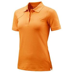 Beretta Special Purchase Women's Corporate Polo Short Sleeve Small Cotton Orange