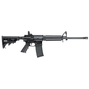 "S&W M&P15 Sport II AR-15 5.56 NATO Semi Auto Rifle 16"" Barrel 30 Rounds Black 10202"
