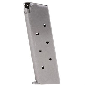 Metalform 1911 Government Magazine .45 ACP 7 Rounds Stainless Steel