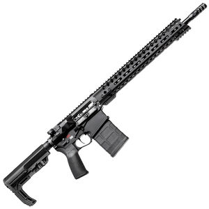 "POF USA Revolution DI .308 Winchester Semi Auto Rifle 16.5"" Barrel 20 Rounds Direct Gas Impingement System 14.5"" M-LOK Free Float Rail Black Finish"