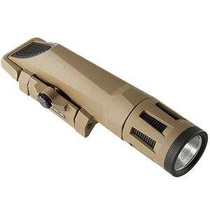 Inforce WMLX Weapon Light White LED 800 Lumens Picatinny Mount CR123A Polymer FDE WX-06-1