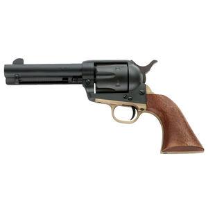 "E.M.F. 1873 Dakota II Revolver 357 Mag 4.75"" Barrel 6 Rounds Brass Grip Frame Walnut Grips Blued"