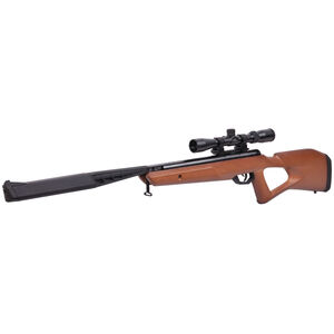 Benjamin Trail NP Elite Powered Air Break Rifle, .177 Caliber with 3-9x32mm Scope, Stealth Wood Stock