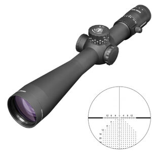 Leupold Mark-5HD 5-25x56 Rifle Scope Non-Illuminated Impact 60 Reticle 35mm Tube .25 MOA Adjustment First Focal Plane Matte Black Finish