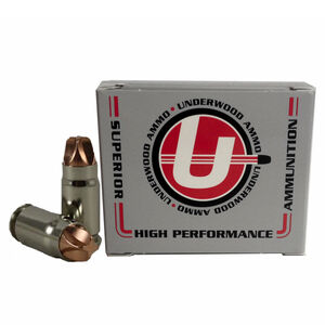 Underwood Ammo 357 SIG Xtreme Defender 90 Grain 20 Round Box