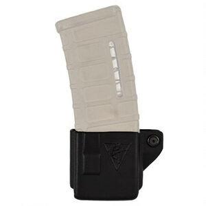 "Comp-Tac AR-15 Mag Pouch 1.5"" Belt Clip Kydex Black"