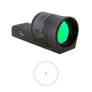 Trijicon RX34 Reflex Sight 4.5 MOA Amber Dot Reticle 42mm Objective Lens Aluminum Housing No Mount
