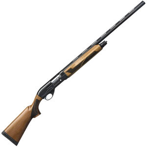 "Charles Daly 601 Field Semi Auto Shotgun 12 Gauge 28"" Barrel 3"" Chamber 5 Rounds Wood Stock Black"