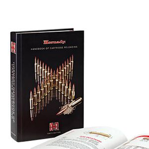 Hornady Reloading Handbook 10th Edition 99240